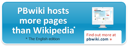 PBwiki hosts more pages than English Wikipedia